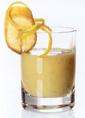 Алкогольные коктейли. банан - 1/2 шт. водка - 50 мл сок лимонный - 25 мл...